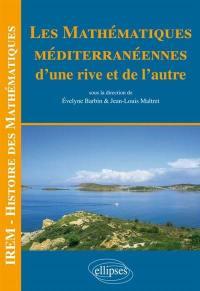 Les mathématiques méditerranéennes