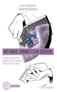 Histoires tombées d'un éventail