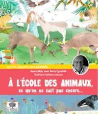 A l'école des animaux
