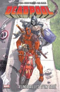 Deadpool, Funérailles d'un taré