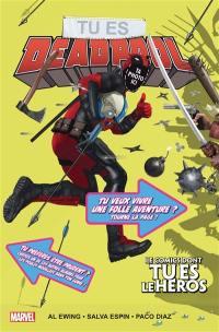 Tu es Deadpool