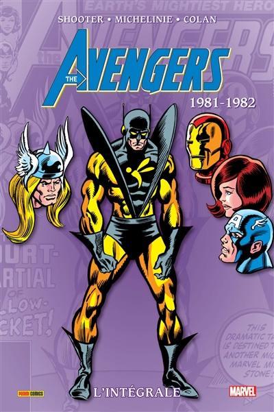 The Avengers, 1981-1982