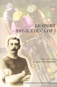 Le sport est-il éducatif ?