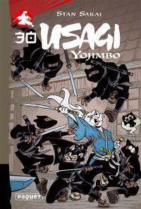 Usagi Yojimbo. Volume 30,