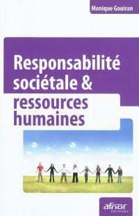 Responsabilité sociétale et ressources humaines
