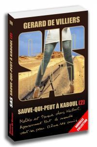 Sauve-qui-peut à Kaboul. Volume 2,