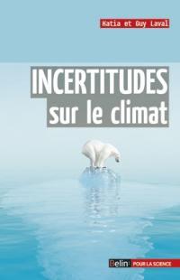 Incertitudes sur le climat