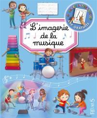 L'imagerie de la musique