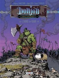 Donjon antipodes. Volume - 10000, L'armée du crâne
