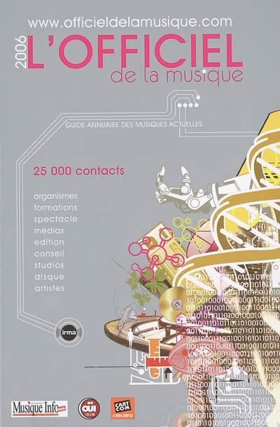 L'officiel de la musique, 2006