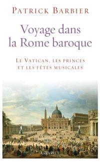 Voyage dans la Rome baroque