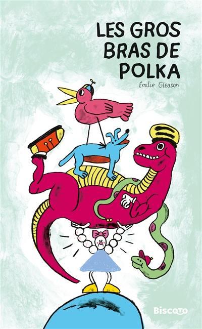 Les gros bras de Polka