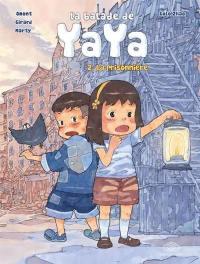 La balade de Yaya. Volume 2, La prisonnière