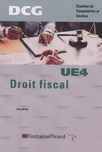 Droit fiscal, UE4