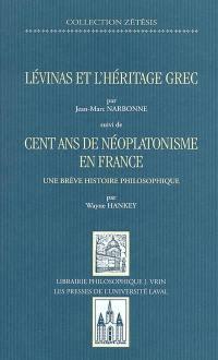 Lévinas et l'héritage grec
