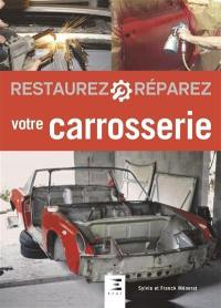 Restaurez, réparez votre carrosserie