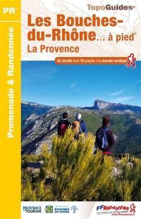 Les Bouches-du-Rhône... à pied