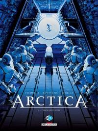 Arctica. Volume 9, Commando noir
