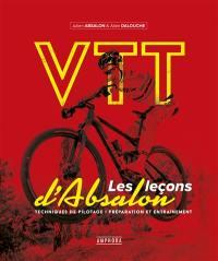 VTT, les leçons d'Absalon