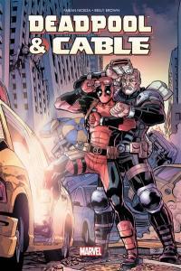 Deadpool & Cable, Fraction de seconde