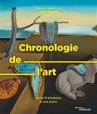 Chronologie de l'art