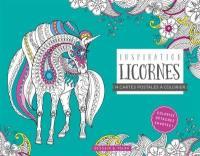 Inspiration licornes