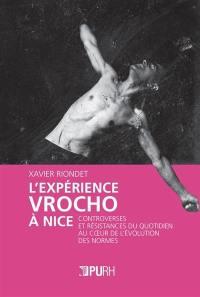 L'expérience Vrocho à Nice