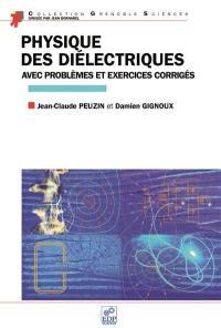 Physique des diélectriques