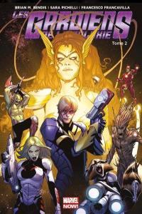 Les gardiens de la galaxie. Volume 2, Angela