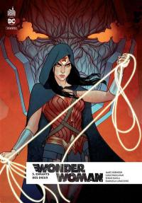 Wonder Woman rebirth. Volume 5, Enfants des dieux