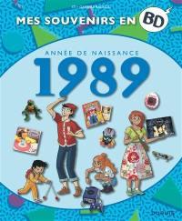 Mes souvenirs en BD. Volume 50, Année de naissance