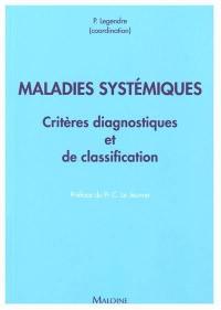 Maladies systémiques