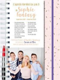 L'agenda familial (ou pas !) de Sophie Fantasy