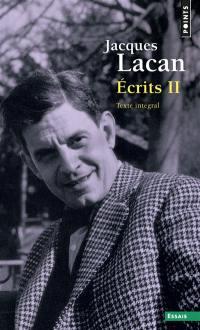 Ecrits. Volume 2,