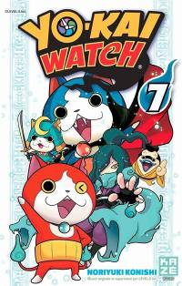Yo-kai watch. Volume 7,
