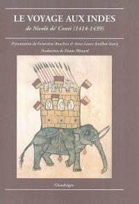 Le voyage en Inde de Nicolo De Conti (1414-1439)