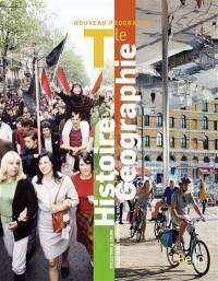 Histoire géographie terminale : nouveau programme