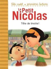 Le Petit Nicolas. Volume 39, Tête de linotte !