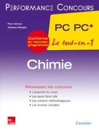 Chimie PC PC*, 2e année