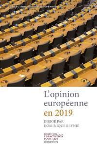L'opinion européenne en 2019