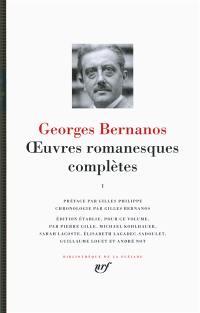 Oeuvres romanesques complètes. Volume 1,
