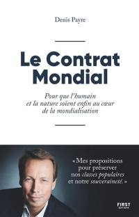 Le contrat mondial