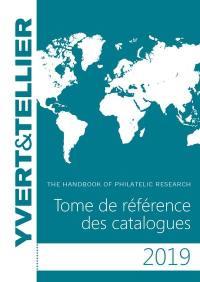 Tome de référence des catalogues 2019