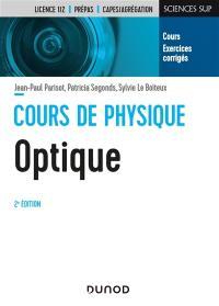 Cours de physique, optique