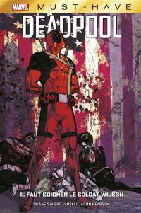 Deadpool, Il faut sauver le soldat Wilson