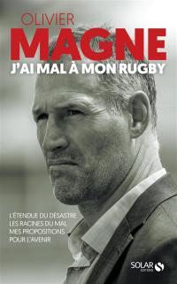 J'ai mal à mon rugby