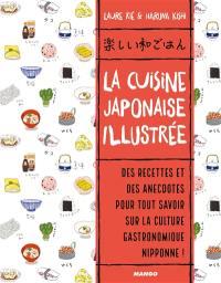 La cuisine japonaise illustrée