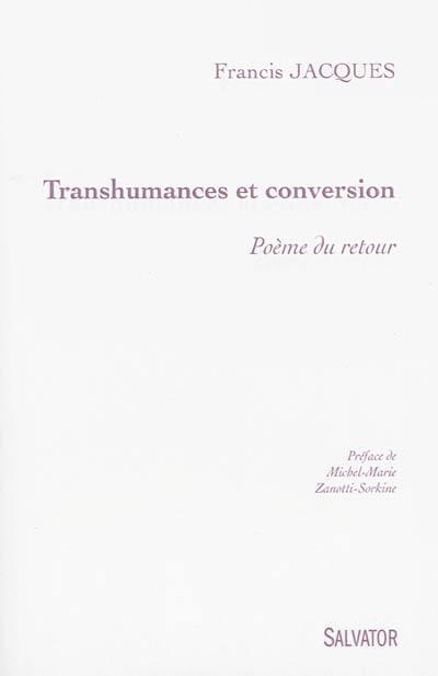 Transhumances et conversion