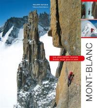 Mont-Blanc, les plus belles courses