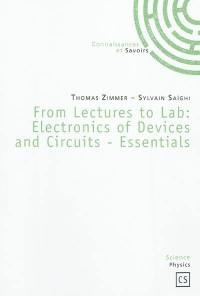 From lectures to lab